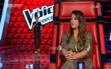 The Voice: Ο Στέλιος Ρόκκος τραγούδησε και χόρεψε, η έκπληξη των κριτών