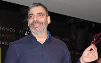 Ο Γιάννης Σερβετάς ανακοίνωσε τον θάνατο ηθοποιού