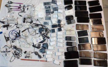 Ο «θησαυρός» που έκρυβε η ραπτομηχανή που πέρασε 38χρονος στις φυλακές