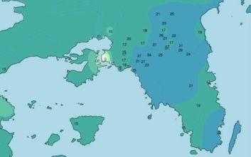 Καιρός: Σαρώνει η «Βικτώρια», νέες ισχυρές καταιγίδες στην Αττική μετά το μεσημέρι