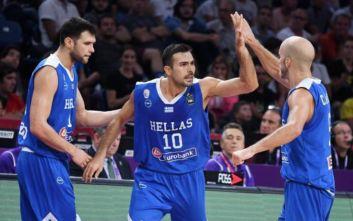 Εθνική Ελλάδας μπάσκετ: Το πρόγραμμα στο Προολυμπιακό Τουρνουά