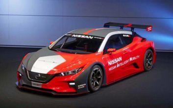 Η Nissan τιμά την ιστορία της στον μηχανοκίνητο αθλητισμό