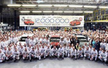 Παραγωγή 12 εκατομμυρίων Fiat στην Πολωνία