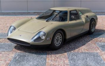 Μαθήματα σχεδιασμού από το Alfa Romeo Scarabeo