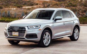 Ανάκληση για 253 Audi Q5 ετών παραγωγής2015 έως 2019