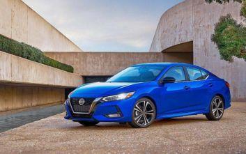 Παρουσιάστηκε στο Λος Άντζελες το Sentra 2020 της Nissan