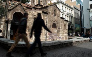 Εισόδια της Θεοτόκου: Η γιορτή και το εκκλησάκι στην Καπνικαρέα
