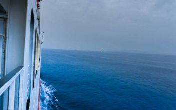 Νεκρή βρέθηκε ηλικιωμένη σε πλοίο της γραμμής
