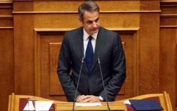 Ώρα του Πρωθυπουργού: Ο Μητσοτάκης απαντά στις ερωτήσεις Τσίπρα - Γεννηματά