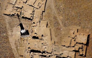 Εντυπωσιακά ευρήματα σε ανασκαφή στη Χρυσή Λασιθίου