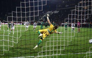ΠΑΟΚ: Σερί 58 αγώνων που σημειώνει γκολ
