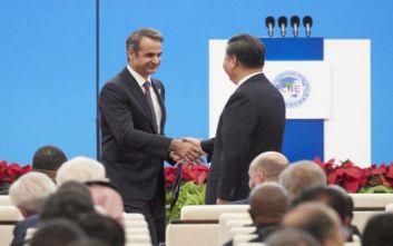 Τι κρατάει η κυβέρνηση από την επίσκεψη Μητσοτάκη στη Σανγκάη