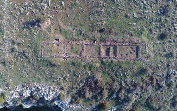 Νέα σημαντικά ευρήματα σε ανασκαφή στη μυκηναϊκή ακρόπολη στον Γλα Βοιωτίας