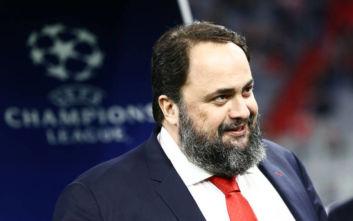 Μπάγερν Μονάχου-Ολυμπιακός: Στο γήπεδο ο Μαρινάκης, 3.000 «ερυθρόλευκοι» στις εξέδρες