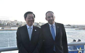 Πλακιωτάκης: Τεράστιο επενδυτικό ενδιαφέρον από τους Κινέζους σε υποδομές, ενέργεια και τουρισμό