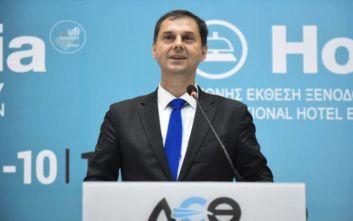 Ο υπουργός Τουρισμού εγκαινίασε την 35η Philoxenia και τη Hotelia