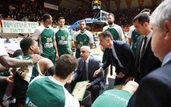 Παναθηναϊκός: Παίκτες και προπονητικό team ζήτησαν συγγνώμη μετά από το ξέσπασμα Γιαννακόπουλου