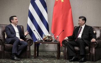 Ο Σι Τζινπίνγκ κάλεσε τον Αλέξη Τσίπρα να επισκεφθεί το Πεκίνο
