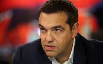 Τσίπρας: Ο κ. Μητσοτάκης θα υπέγραφε την Συμφωνία των Πρεσπών με τα τρία χέρια