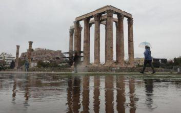 Κακοκαιρία Βικτώρια: Στην Αττική μία από τις πιο ραγδαία εξελισσόμενες καταιγίδες που έχουν καταγραφεί ποτέ