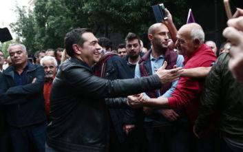 Πολυτεχνείο 2019: Στην κεφαλή της πορείας ο Αλέξης Τσίπρας