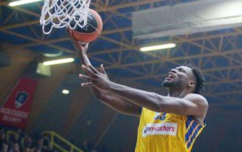 Basketball Champions League: Πάλεψε, αλλά έχασε στη Γερμανία το Περιστέρι
