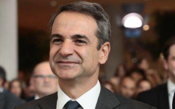 Μητσοτάκης: Συνάντηση με τον πρωθυπουργό της Κροατίας στο Ζάγκρεμπ