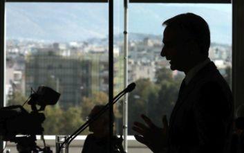 Ελάχιστο εγγυημένο εισόδημα: «Ένα στοίχημα του Κ. Μητσοτάκη που πολέμησε ο ΣΥΡΙΖΑ κατοχυρώνεται στο Σύνταγμα»