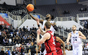 Basketball Champions League: Τρομερός ΠΑΟΚ «πάτησε» τη Σαραγόσα