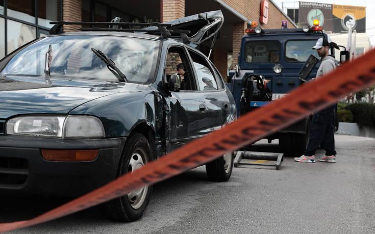 Πικέρμι: Έδεσαν ΑΤΜ σε αυτοκίνητο και το ξήλωσαν – Δείτε τις εικόνες 15