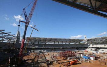 Τι «παίζει» με την αύξηση του μετοχικού κεφαλαίου για το γήπεδο της ΑΕΚ