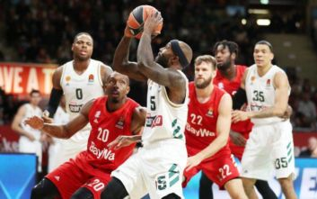 Euroleague: Δευτερό σερί σημαντικό «διπλό» για τον Παναθηναϊκό στο Μόναχο