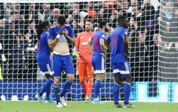 Champions League: Πίστεψε στο θαύμα, αλλά λύγισε στο Λονδίνο ο Ολυμπιακός