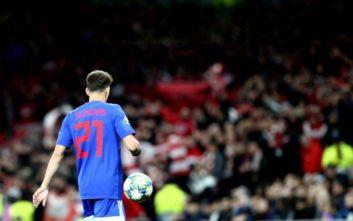 Champions League: Τέσσερα χρόνια και 19 ματς χωρίς νίκη η Ελλάδα