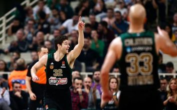 Euroleague: Με Φριντέτ και... Πιτίνο ο Παναθηναϊκός διέλυσε την Μπασκόνια