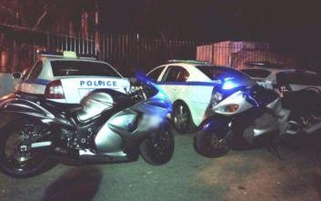 Πρόστιμο 2.440 ευρώ σε μοτοσικλετιστή που οδηγούσε με 200 χιλιόμετρα στο αντίθετο ρεύμα