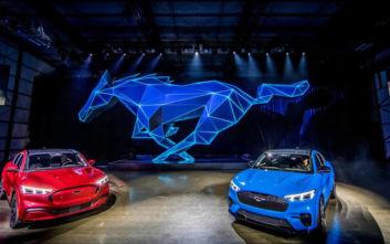 Έτσι «γεννήθηκε» η Ford Mustang Mach-E