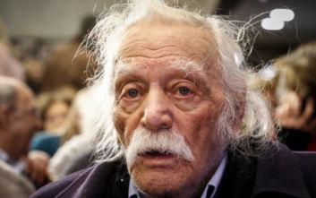 Στον Μανώλη Γλέζο ο Βασίλης Κικίλιας, αναμένεται ιατρικό ανακοινωθέν