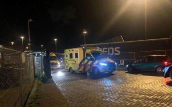 Ολλανδία: Καλά στην υγεία τους οι 25 μετανάστες που βρέθηκαν σε ψυγείο