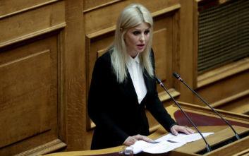 Έλενα Ράπτη: Με ευθύνη του ΣΥΡΙΖΑ, η τήρηση από τα Σκόπια της αρχής erga omnes εξαρτάται από τη βούληση τρίτων κρατών