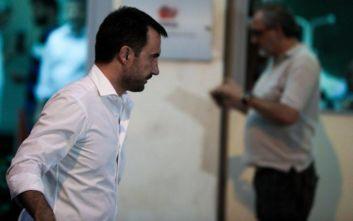 Χαρίτσης σε Πέτσα: Το μόνο σας άγχος είναι να κάνετε αντιπολίτευση στον ΣΥΡΙΖΑ