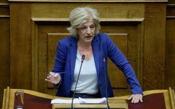 Αναγνωστοπούλου: Η ΝΔ θέλει να καλύψει πρόσωπα που κόστισαν στο δημόσιο συμφέρον