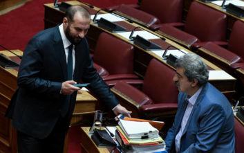 Τζανακόπουλος για Προανακριτική: Μίλησε κανείς για αποχώρηση; Δεν έχουμε αντικατασταθεί από την επιτροπή