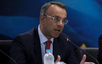 Σταϊκούρας: Η Ελλάδα δεν θα αντιμετωπίσει ταμειακό πρόβλημα