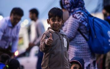 «Τα παιδιά δεν μπορεί να τα χωρίσουμε σε πρόσφυγες και μετανάστες, τα παιδιά είναι παιδιά»