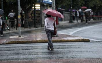 Καιρός: Βροχές μέχρι το μεσημέρι, πτώση της θερμοκρασίας