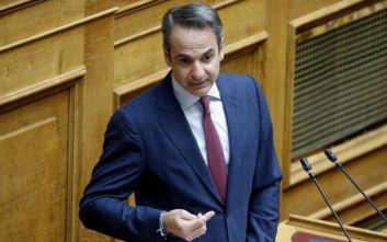 Μητσοτάκης: Εντός του 2021 θα έχουν κλείσει όλες οι χωματερές στην Πελοπόννησο
