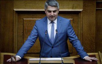 Καταγγελίες Κωνσταντινόπουλου για ΣΔΙΤ: Οικογενειοκρατικά συμφέροντα που τέμνονταν με τον ΣΥΡΙΖΑ