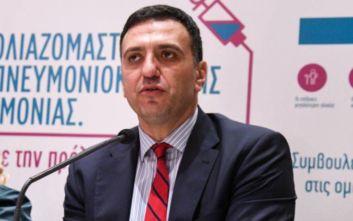 Κικίλιας: Να μειωθεί η συμμετοχή των Ελλήνων ασφαλισμένων στα φάρμακα