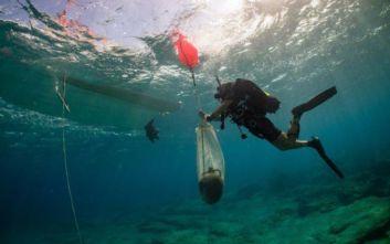 Σημαντικά ευρήματα σε υποβρύχια αρχαιολογική έρευνα στην Κάσο